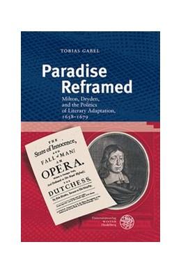 Abbildung von Gabel | Paradise Reframed | 2016 | Milton, Dryden, and the Politi... | 32