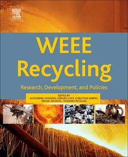 Abbildung von Ekberg / Nilsson / Retegan | WEEE Recycling | 2016 | Research, Development, and Pol...