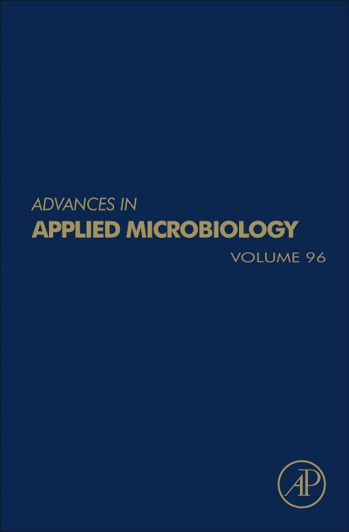 Advances in Applied Microbiology, 2016 | Buch (Cover)