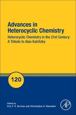 Abbildung von Advances in Heterocyclic Chemistry | 2016