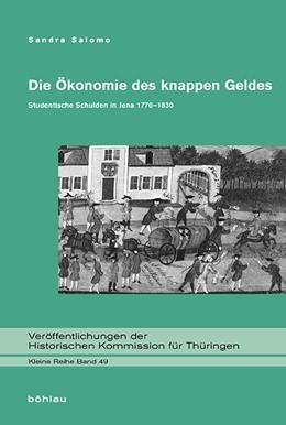 Abbildung von Salomo | Die Ökonomie des knappen Geldes | 2016 | Studentische Schulden in Jena ... | 49