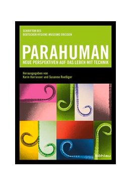 Abbildung von Harrasser / Rößiger | Parahuman | 1. Auflage | 2016 | beck-shop.de