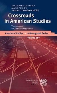 Crossroads in American Studies | Offizier / Priewe / Schröder, 2016 | Buch (Cover)