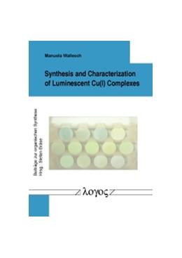Abbildung von Wallesch | Synthesis and Characterization of Luminescent Cu(I) Complexes | 1. Auflage | 2016 | 58 | beck-shop.de