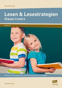 Abbildung von Pyschny | Lesen und Lesestrategien - Klasse 3 und 4 | 1. Auflage | 2016 | beck-shop.de