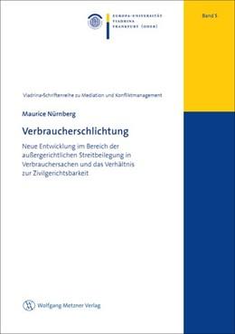Abbildung von Nürnberg | Verbraucherschlichtung | 2016