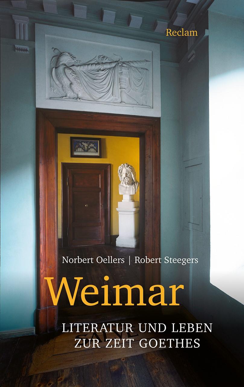 Weimar | Oellers / Steegers, 2016 | Buch (Cover)