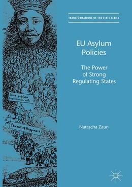 Abbildung von Zaun | EU Asylum Policies | 1st ed. 2017 | 2017 | The Power of Strong Regulating...