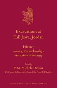 Abbildung von Battenfield / Daviau / Ellis   Excavations at Tall Jawa, Jordan   2016