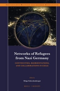Abbildung von Networks of Refugees from Nazi Germany | 2016