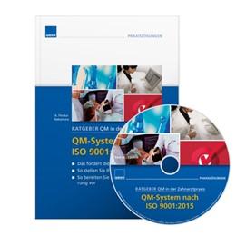 Abbildung von Böhm / Pindur-Nakamura / Budde | Ratgeber QM in der Zahnarztpraxis QM-System nach ISO 9001:2015 | 2016 | Das fordert die ISO 9001:2015 ...
