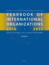Abbildung von Yearbook of International Organizations 2016-2017, Volume 2 | 2016