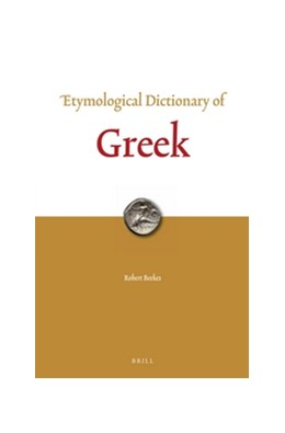 Abbildung von Beekes | Etymological Dictionary of Greek (2 vols.) | 2016