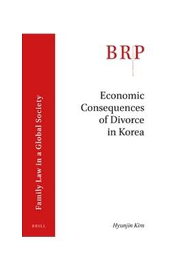 Abbildung von Kim | Economic Consequences of Divorce in Korea | 2016