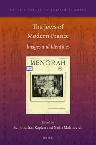 Abbildung von Kaplan / Malinovich   The Jews of Modern France   2016