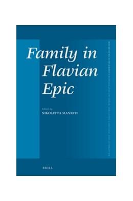 Abbildung von Manioti | Family in Flavian Epic | 2016