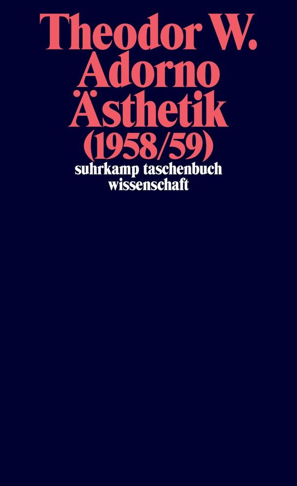 Abbildung von Adorno / Ortland | Nachgelassene Schriften. Abteilung IV: Vorlesungen | 2017