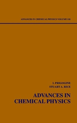 Abbildung von Prigogine / Rice | Advances in Chemical Physics | 2001 | Volume 118 | 118