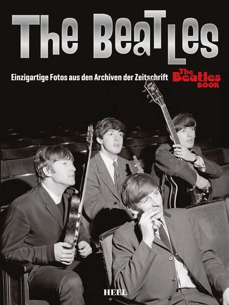 Beatles | Adams, 2016 | Buch (Cover)