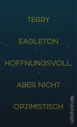 Abbildung von Eagleton | Hoffnungsvoll, aber nicht optimistisch | 2016