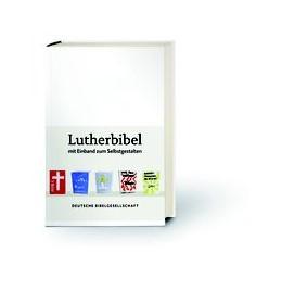 Abbildung von Lutherbibel revidiert 2017 - Mit Einband zum Selbstgestalten | 1. Auflage | 2016 | beck-shop.de