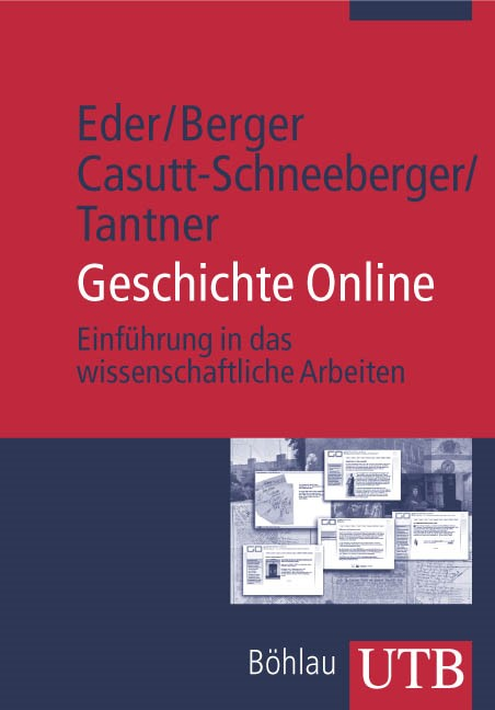 Abbildung von Eder / Berger / Casutt-Schneeberger | Geschichte Online | Aufl. | 2006