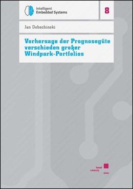 Abbildung von Dobschinski | Vorhersage der Prognosegüte verschieden großer Windpark-Portfolios | 2016