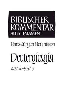 Abbildung von Hermisson | Deuterojesaja (Jes 49,14-55,13) | 2016
