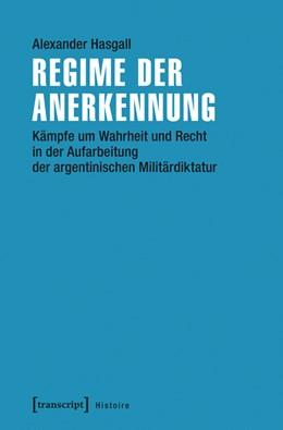 Abbildung von Hasgall   Regime der Anerkennung   1. Auflage   2016   beck-shop.de