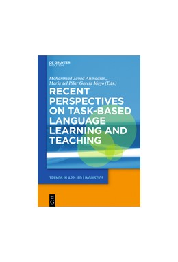 Abbildung von Ahmadian / García Mayo | Recent Perspectives on Task-Based Language Learning and Teaching | 1. Auflage | 2017 | beck-shop.de