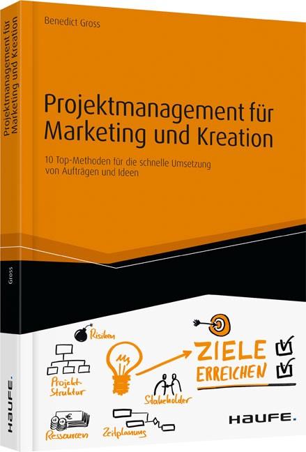 Projektmanagement im Marketing | Gross, 2017 | Buch (Cover)