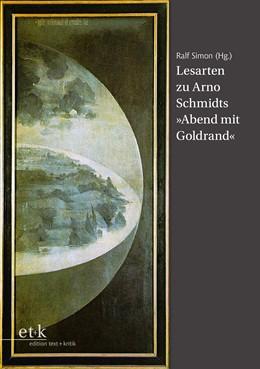 Abbildung von Simon   Lesarten zu Arno Schmidts