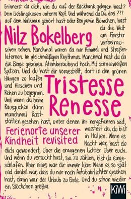 Abbildung von Bokelberg | Tristesse Renesse | 2016