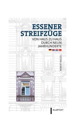 Abbildung von Welzel   Essener Streifzüge 2   1. Auflage   2016   beck-shop.de