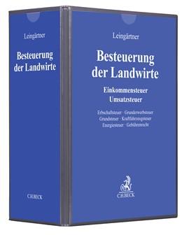 Abbildung von Leingärtner | Besteuerung der Landwirte | 37. Auflage | 2020 | Einkommensteuer, Umsatzsteuer,...