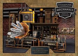Abbildung von Ravensdale / Company   Steampunk Mechanics   1. Auflage   2016   beck-shop.de