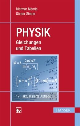 Abbildung von Mende / Simon | Physik | 17., aktualisierte Auflage | 2016 | Gleichungen und Tabellen
