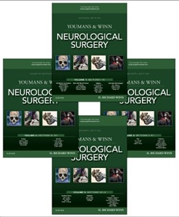 Abbildung von Winn | Youmans and Winn Neurological Surgery, 4-Volume Set | 2016 | 4-Volume Set