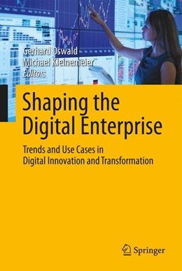 Abbildung von Oswald / Kleinemeier   Shaping the Digital Enterprise   1. Auflage   2016   beck-shop.de