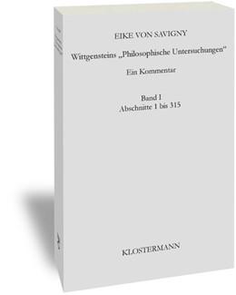 Abbildung von Savigny   Wittgensteins