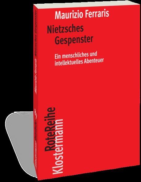 Abbildung von Ferraris | Nietzsches Gespenster | 1., 2016 | 2016