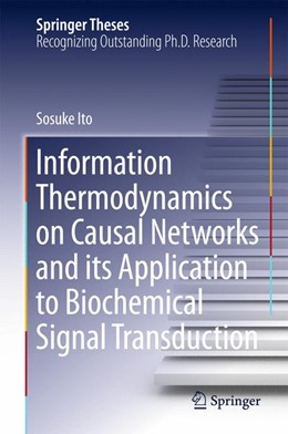 Abbildung von Ito | Information Thermodynamics on Causal Networks and its Application to Biochemical Signal Transduction | 1. Auflage | 2016 | beck-shop.de