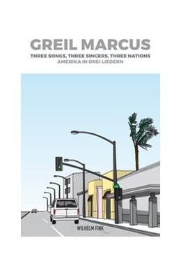 Abbildung von Marcus | Three Songs, three Singers, three Nations | 2016 | 2016 | Amerika in drei Liedern
