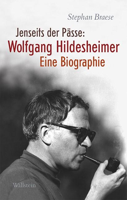 Jenseits der Pässe: Wolfgang Hildesheimer | Braese, 2016 | Buch (Cover)