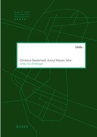 Urdu für Anfänger | Oesterheld / Tahir, 2016 | Buch (Cover)