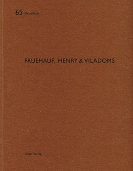 Abbildung von Wirz | Fruehauf, Henry & Viladoms | 2017