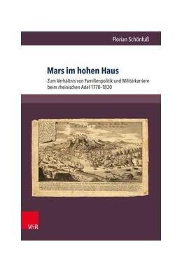 Abbildung von Schönfuß | Mars im hohen Haus | 2016 | Zum Verhältnis von Familienpol...