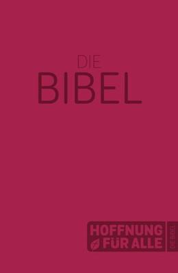 Abbildung von Hoffnung für alle. Die Bibel - Softcover-Edition rot | 2016 | Die Bibel, die deine Sprache s...
