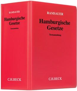 Abbildung von Ramsauer | Hamburgische Gesetze | 35. Auflage | 2020 | beck-shop.de