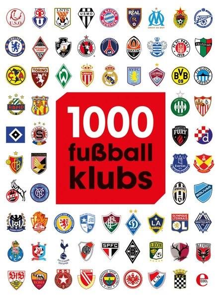 Abbildung von 1000 Fußballklubs   2016